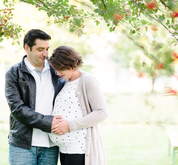 Familienfotos mit Baby Alexander