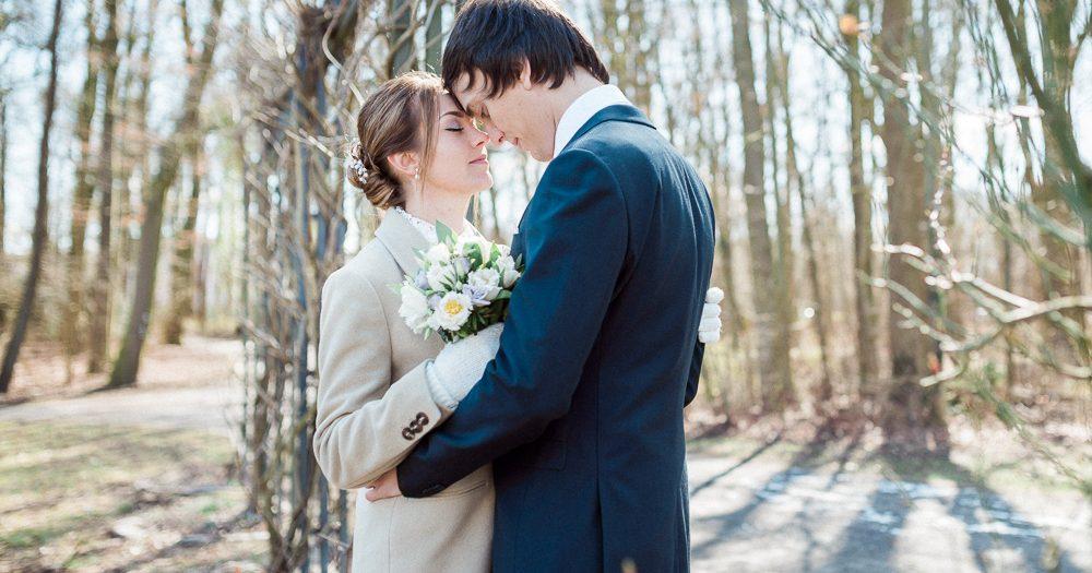 Victoria und Alex Standesamtliche Trauung in Hamm