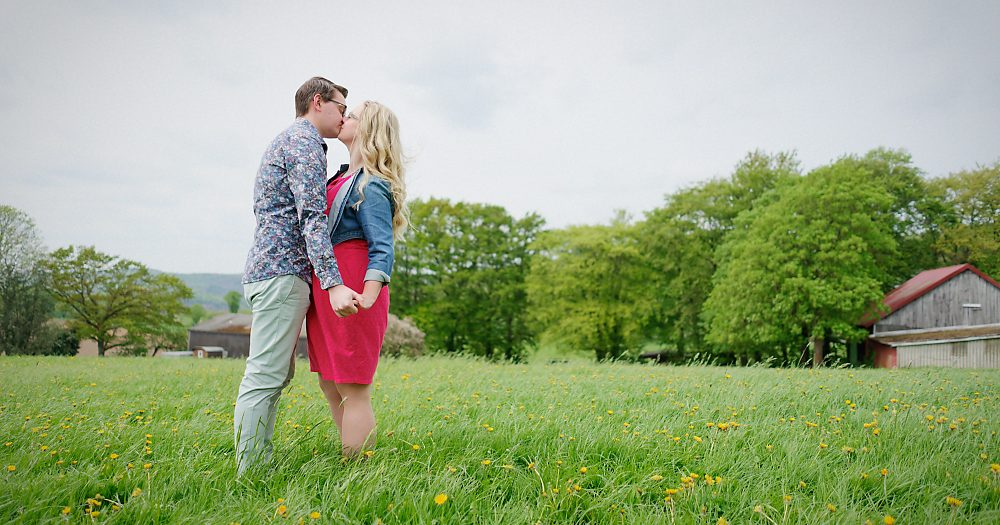 Verlobungsshooting in Balve