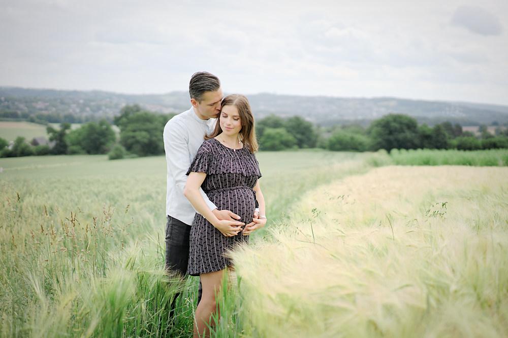 Babybauchshooting mit Marina und Markus