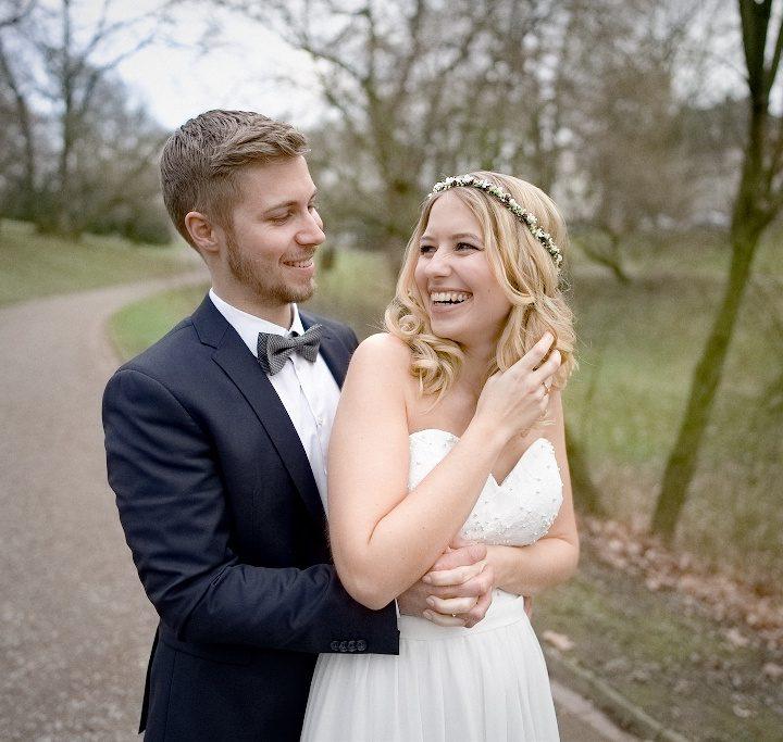 Standesamtliche Trauung von Marijke und Tobias